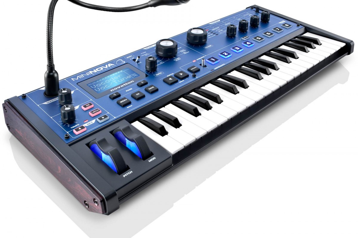 Novation MiniNova – test syntezatora