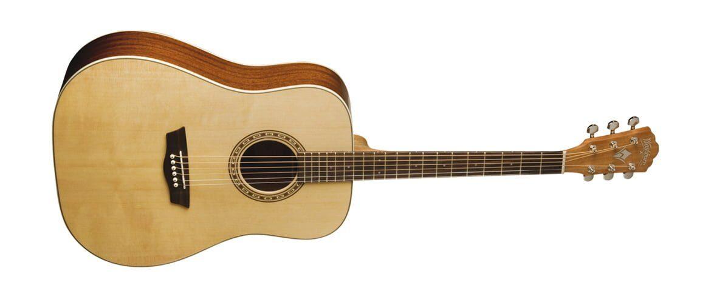 Washburn WD7S – test gitary akustycznej