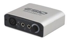 ESIO MARA22XTU – test interfejsu audio