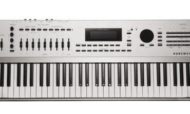 Kurzweil Artis 7 – test pianina scenicznego
