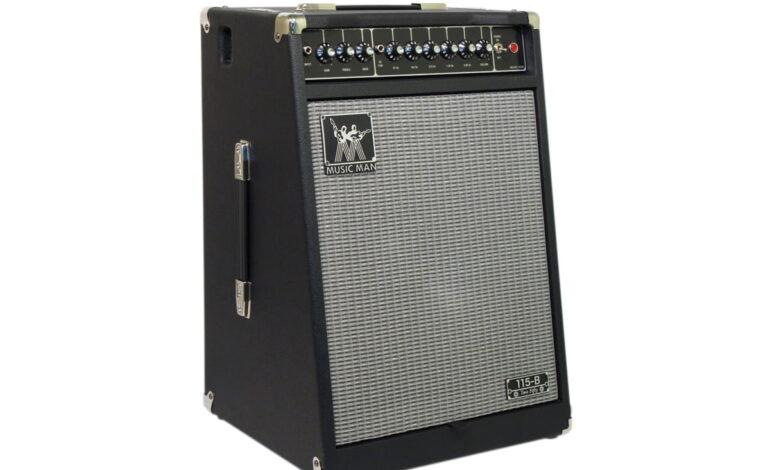 Music Man 115 B 250 – test comba basowego