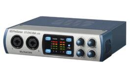 PreSonus Studio 26 – test interfejsu audio
