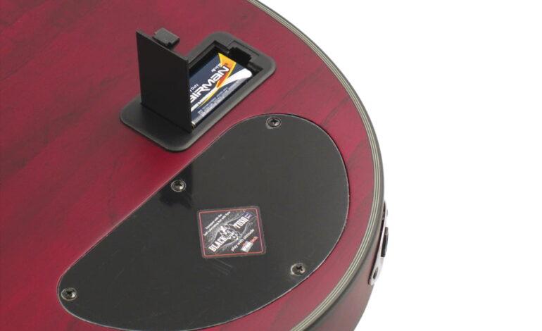 Schecter Blackjack ATX Solo2 bateria