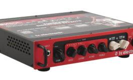 TC Electronic BH800 – test wzmacniacza basowego