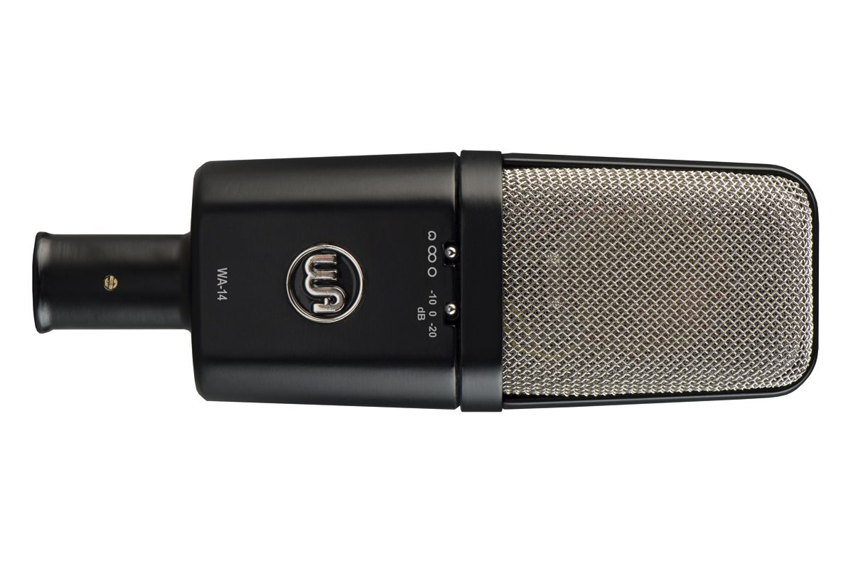 Warm Audio WA-14 – test mikrofonu studyjnego
