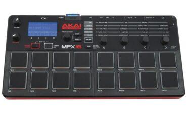 Akai MPX16 – test odtwarzacza próbek