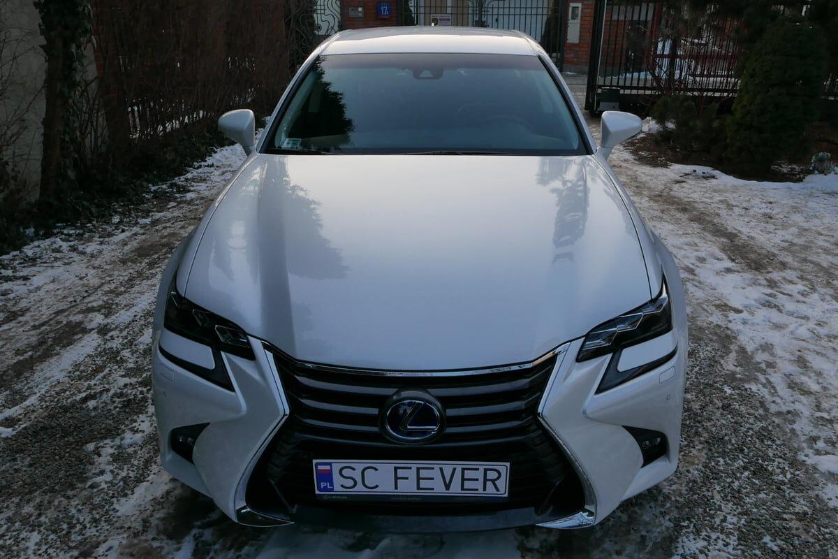 Lexus GS 450H – test