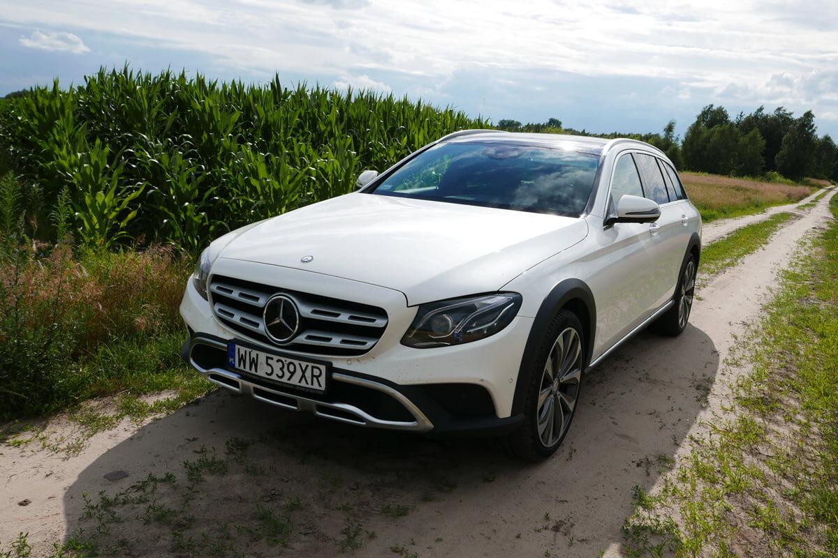 Mercedes E Klasa 220d All-Terrain – test