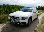 Mercedes E Klasa 220d All-Terrain – test