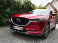 Mazda CX-5 2.0 SKYACTIV-G AWD – test