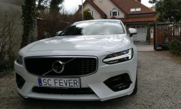Volvo S90 T6 AWD Polestar – test