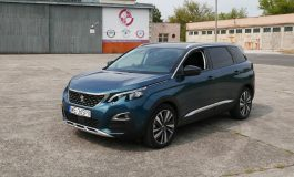 Peugeot 3008 i 5008 Allure 1.6 BlueHDI – test