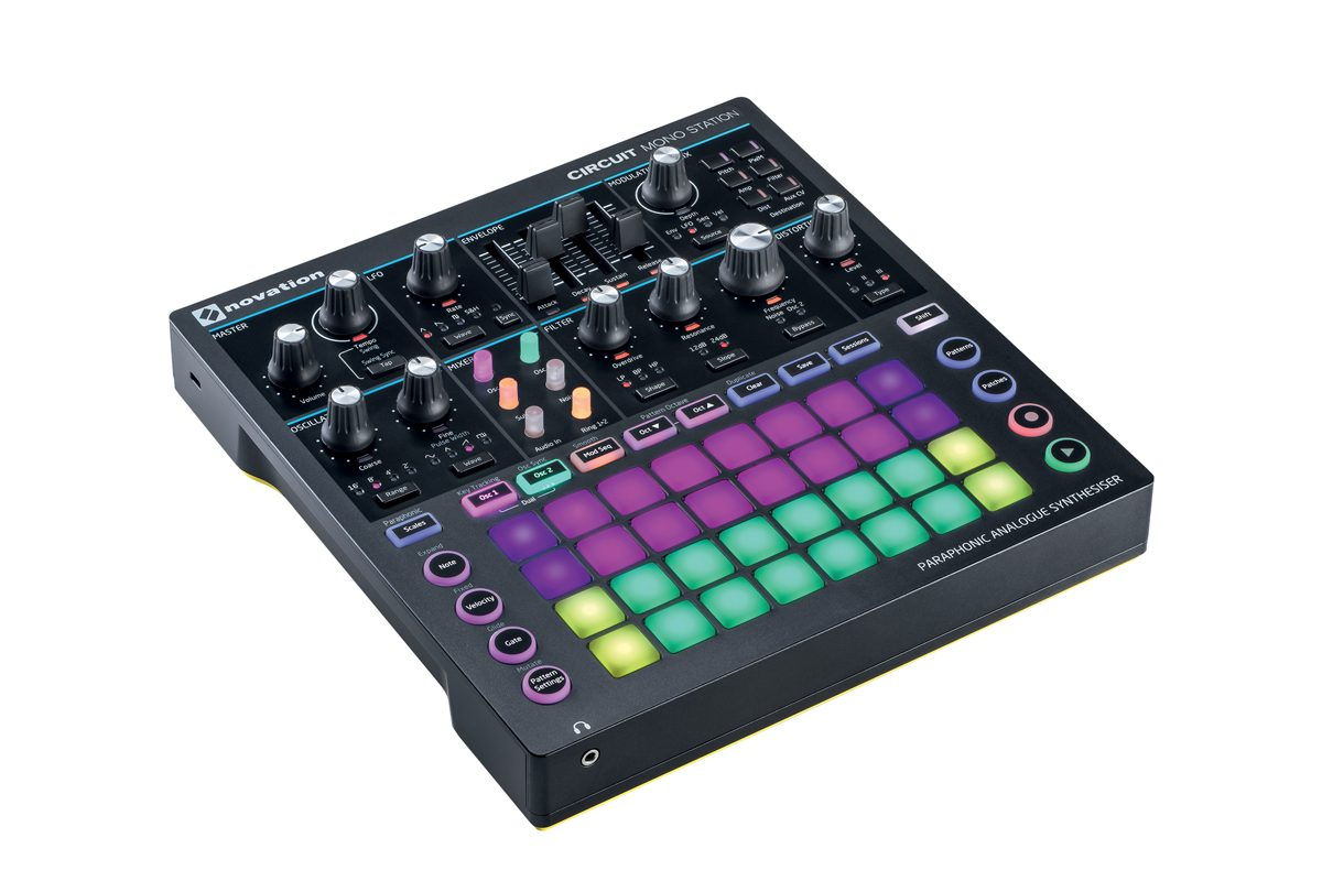 Novation Circuit Mono Station – test syntezatora