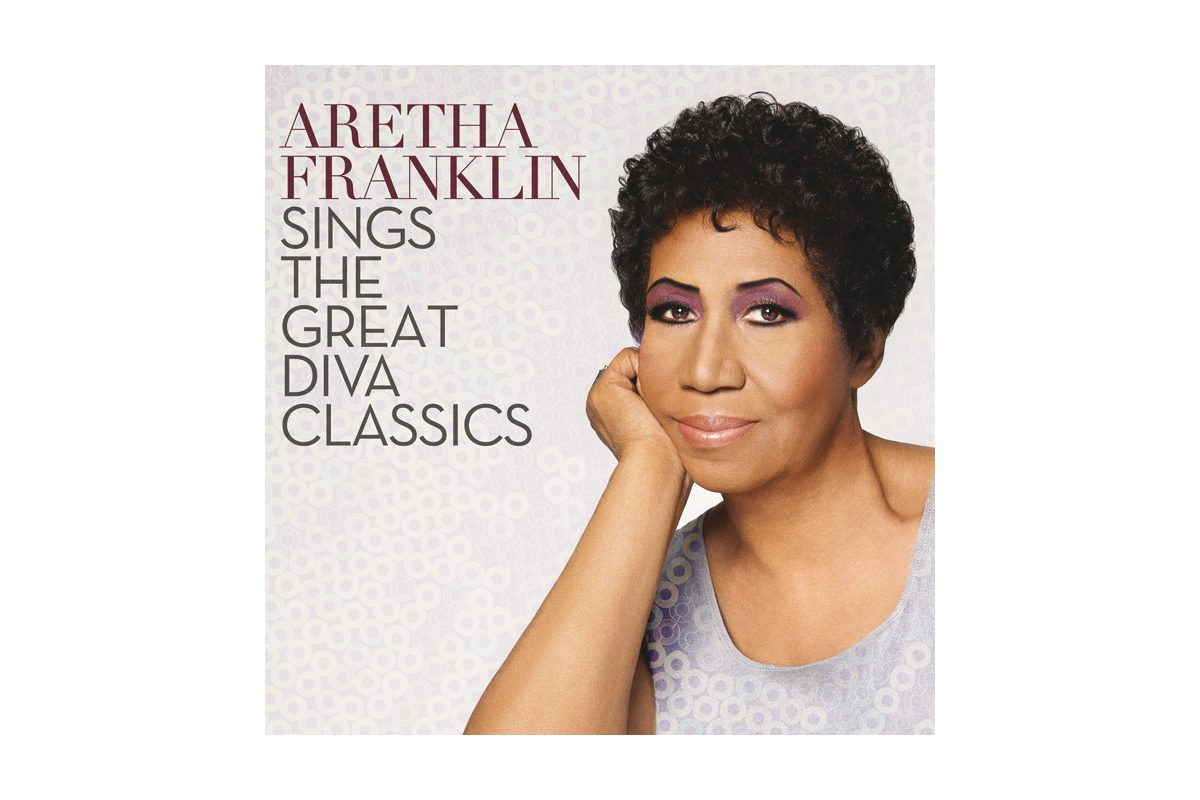 "Aretha Franklin ""Aretha Franklin Sings The Great Diva Classics"""