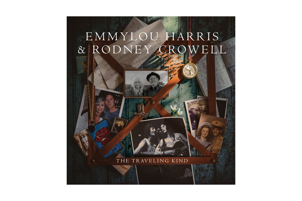 "Emmylou Harris & Rodney Crowell ""The Traveling Kind"""