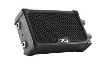IK Multimedia iRig Nano Amp – test wzmacniacza / interfejsu