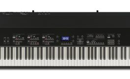 Kawai MP11 – test stage piano