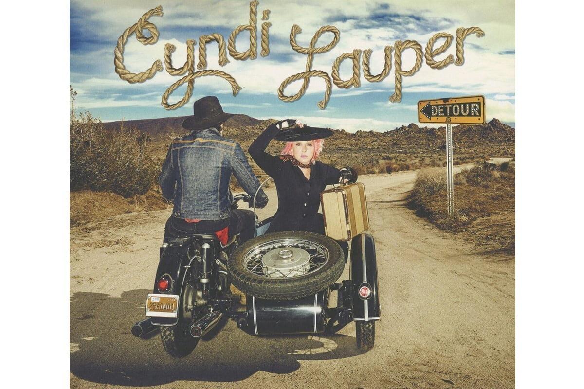 "Cyndi Lauper ""Detour"" – recenzja płyty"
