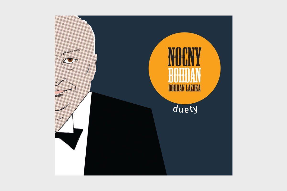 "Bohdan Łazuka ""Nocny Bohdan"" – recenzja płyty"