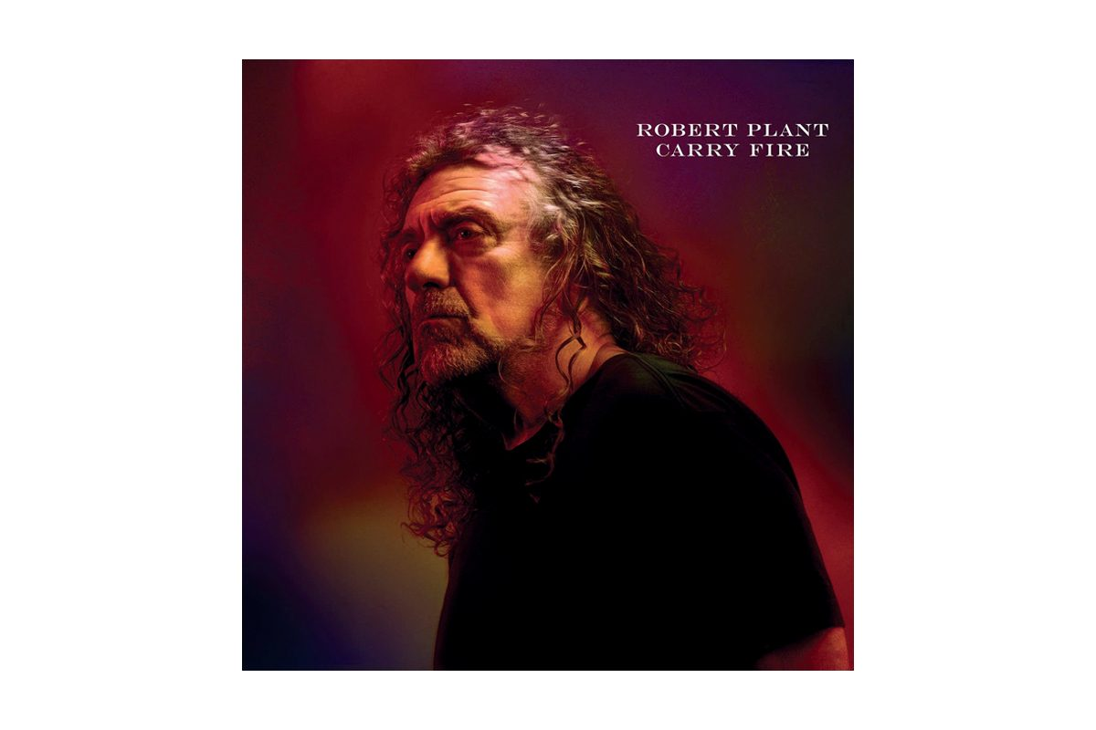 "Robert Plant ""Carry Fire"" – recenzja"