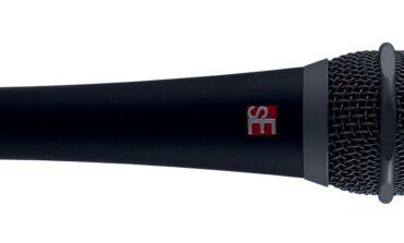 sE Electronics V7 – test mikrofonu wokalnego