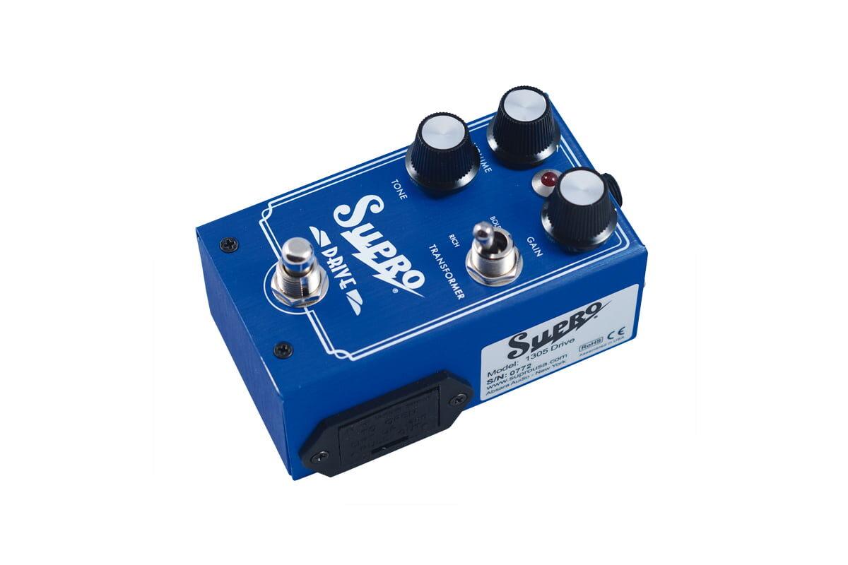 Supro Drive – test efektu gitarowego