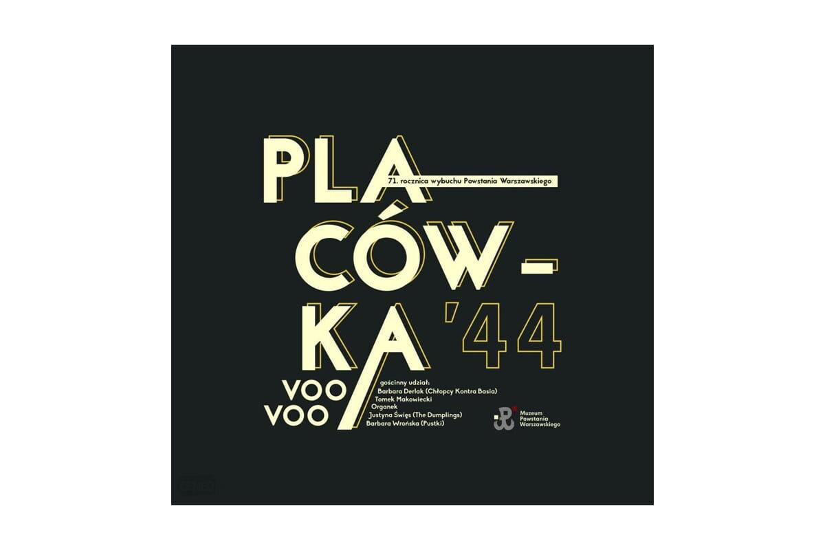 """Voo Voo """"Placówka '44"""" – recenzja płyty"""