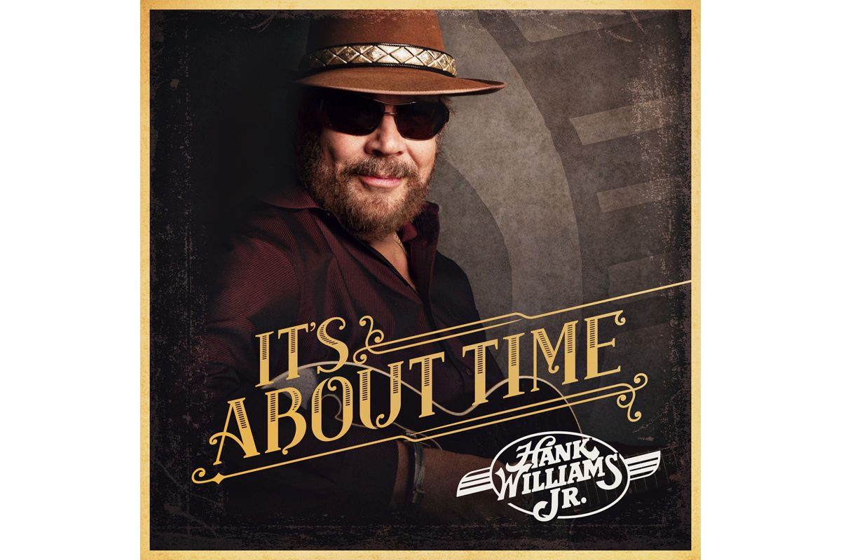"Hank Williams Jr. ""It's About Time"" – recenzja płyty"