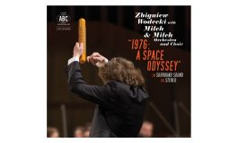 "Zbigniew Wodecki with Mitch & Mitch Orchestra and Choir ""1976: A Space Odyssey"""