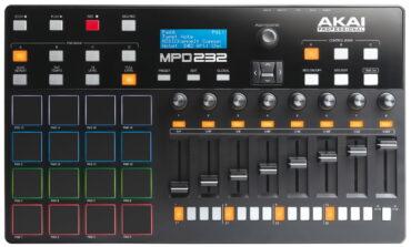 Akai MPD232 – test kontrolera MIDI