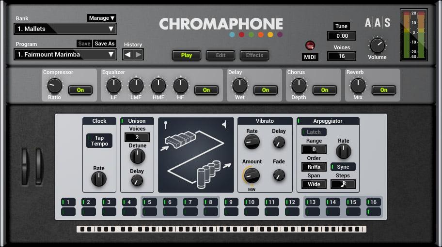 AAS Chromaphone 2