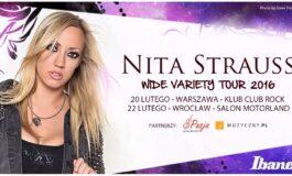 Nita Strauss w Polsce
