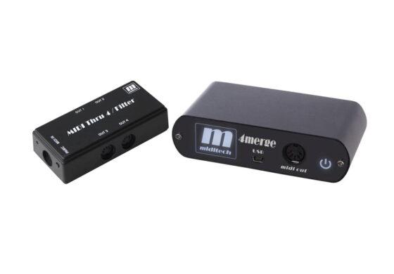 Interfejsy MidiTech dostępne w sprzedaży