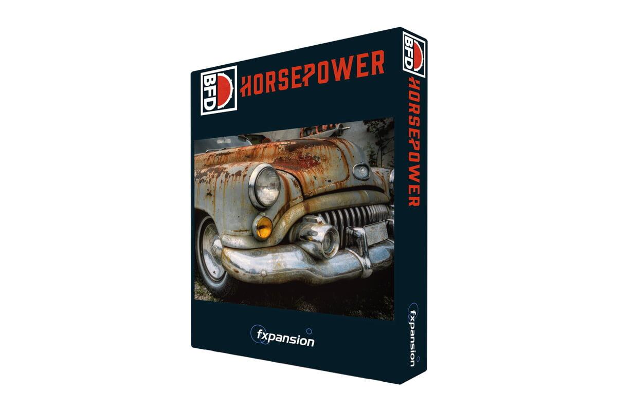 FXpansion BFD Horsepower – nowe rozszerzenie