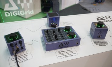 Interfejsy audio i akcesoria DiGiGrid [Musikmesse 2016]