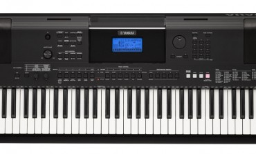 Yamaha PSR-E453 i PSR-EW400 – nowe keyboardy