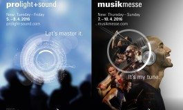Prolight+Sound | Musikmesse 2016