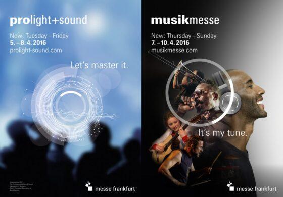 Prolight+Sound | Musikmesse 2016