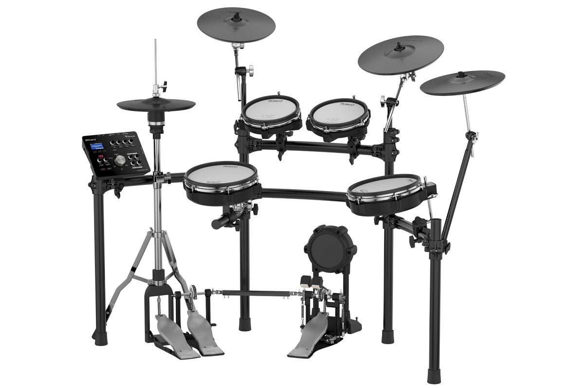 Elektroniczne zestawy i instrumenty perkusyjne – zestawienie