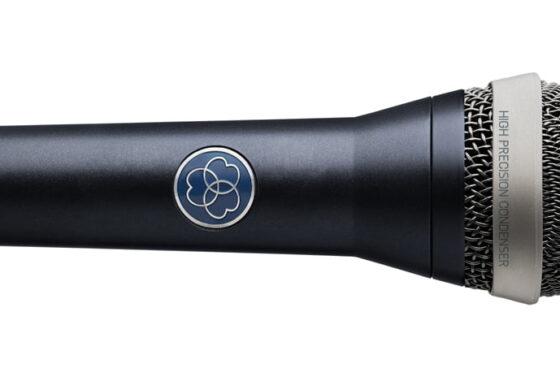 AKG C7 – nowy mikrofon pojemnościowy dla wokalistów