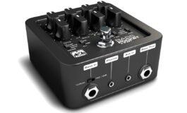 Palmer Bass Pocket Amp – kompaktowy preamp basowy