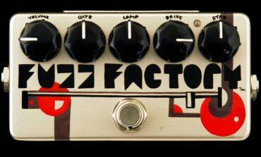ZVEX – limitowany, jubileuszowy efekt Fuzz Factory