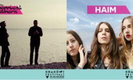 The Chemical Brothers i HAIM w Polsce! Line-up Kraków Live Festival 2016 rośnie!