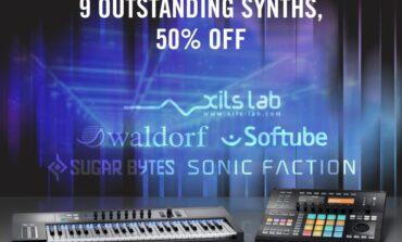 Native Instruments – syntezatory NKS za pół ceny