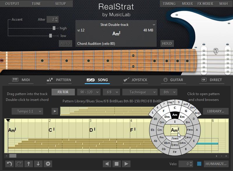MusicLab RealStrat 4 już dostępny