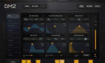 Audionomy DM2 – nowy wirtualny automat perkusyjny