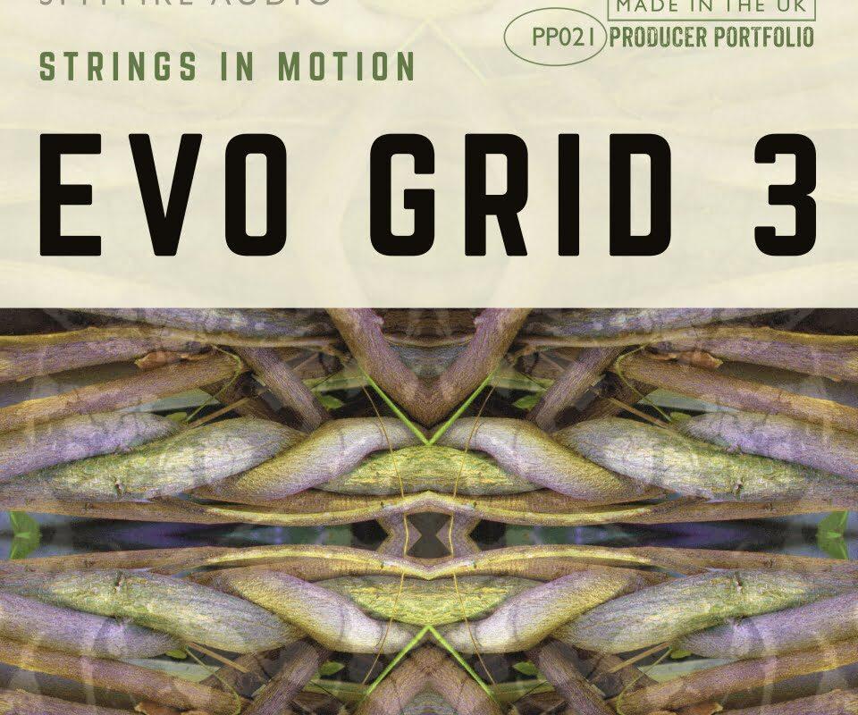 Spitfire Audio EVO GRID 3 – STRINGS IN MOTION