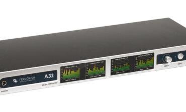 Ferrofish A32 – test konwertera A/D D/A