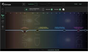 iZotope - kurs Pro Audio Essentials