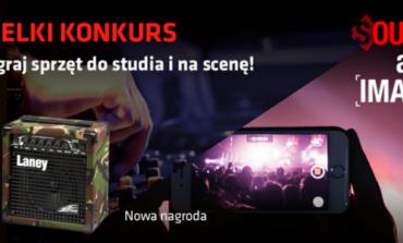 """Nowa nagroda w konkursie """"Dźwięk i obraz"""" – Laney LX12 Camo"""